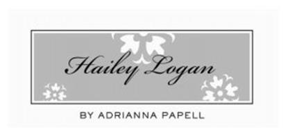 HAILEY LOGAN BY ADRIANNA PAPELL