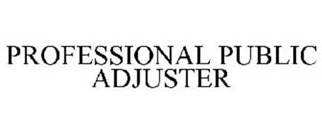 PROFESSIONAL PUBLIC ADJUSTER
