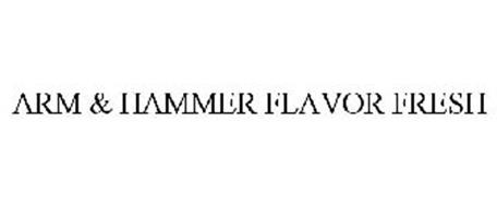 ARM & HAMMER FLAVOR FRESH