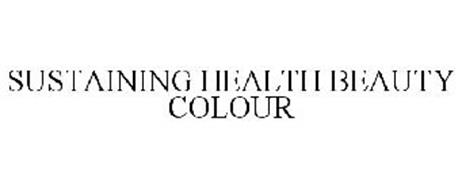 SUSTAINING HEALTH BEAUTY COLOUR