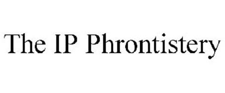 THE IP PHRONTISTERY