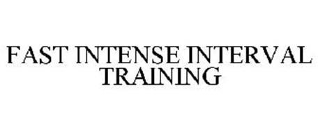 FAST INTENSE INTERVAL TRAINING
