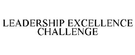 LEADERSHIP EXCELLENCE CHALLENGE