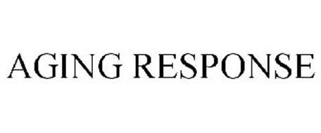AGING RESPONSE