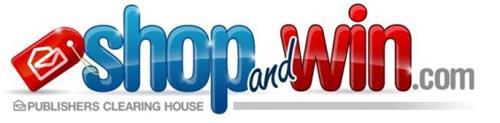 SHOPANDWIN.COM PUBLISHERS CLEARING HOUSE