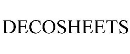 DECOSHEETS