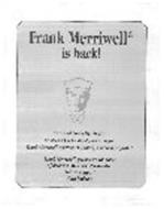 FRANK MERRIWELL IS BACK!