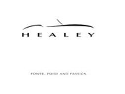 HEALEY POWER, POISE AND PASSION