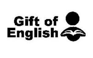 GIFT OF ENGLISH