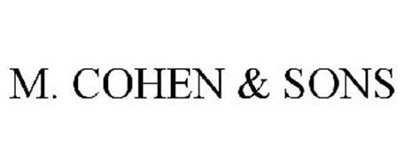M. COHEN & SONS