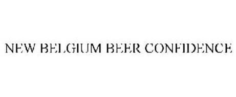 NEW BELGIUM BEER CONFIDENCE