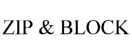 ZIP & BLOCK