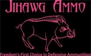 JIHAWG AMMO FREEDOM'S FIRST CHOICE IN DEFENSIVE AMMUNITION