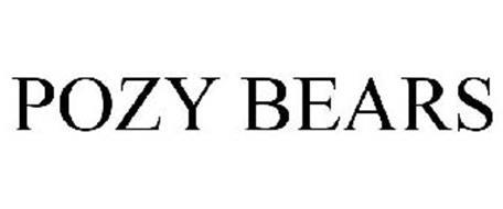 POZY BEARS
