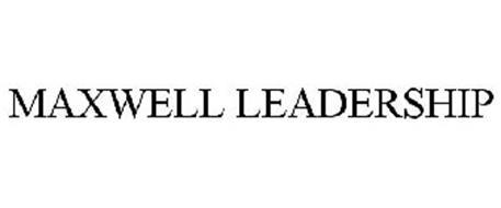 MAXWELL LEADERSHIP