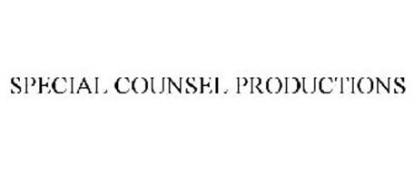SPECIAL COUNSEL PRODUCTIONS