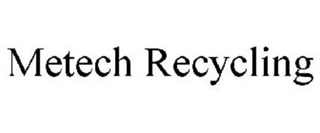 METECH RECYCLING