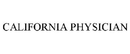 CALIFORNIA PHYSICIAN