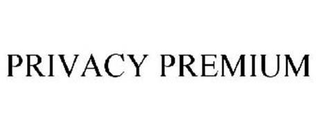 PRIVACY PREMIUM