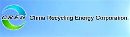 CREG CHINA RECYCLING ENERGY CORPORATION