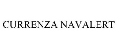 CURRENZA NAVALERT