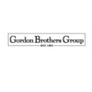 GORDON BROTHERS GROUP EST. 1903