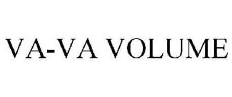 VA-VA VOLUME