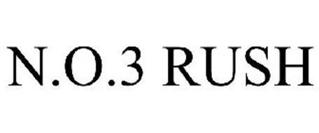 N.O.3 RUSH