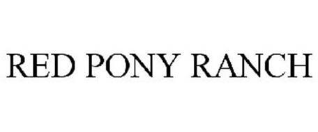 RED PONY RANCH