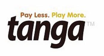 TANGA PAY LESS. PLAY MORE.