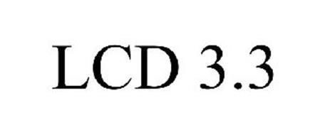 LCD 3.3