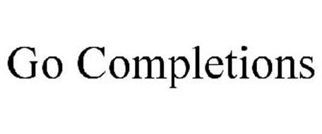 GO COMPLETIONS