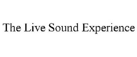 THE LIVE SOUND EXPERIENCE