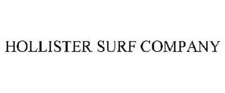 HOLLISTER SURF COMPANY