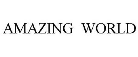AMAZING WORLD