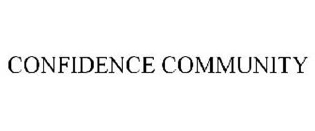CONFIDENCE COMMUNITY