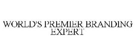 WORLD'S PREMIER BRANDING EXPERT