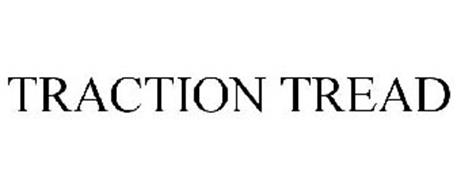 TRACTION TREAD