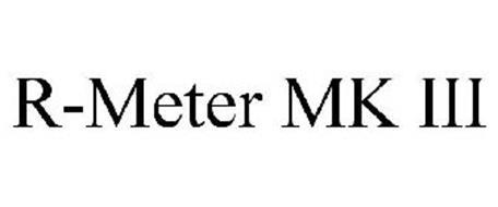R-METER MK III