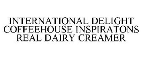INTERNATIONAL DELIGHT COFFEEHOUSE INSPIRATONS REAL DAIRY CREAMER