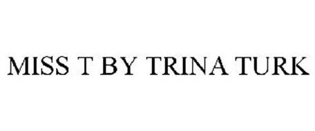 MISS T BY TRINA TURK
