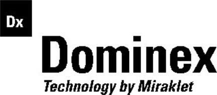 DOMINEX TECHNOLOGY BY MIRAKLET DX