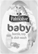 ULTRA PALMOLIVE BABY BOTTLE, TOY & DISHWASH