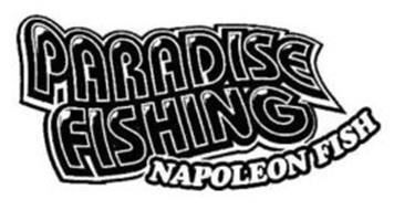 PARADISE FISHING NAPOLEON FISH