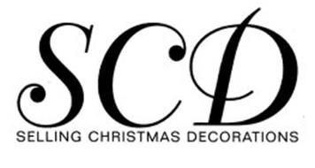 SCD SELLING CHRISTMAS DECORATIONS