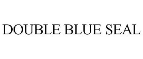 DOUBLE BLUE SEAL