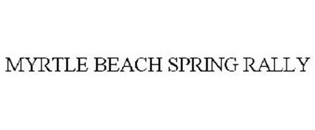 MYRTLE BEACH SPRING RALLY