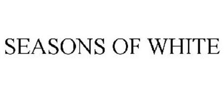 SEASONS OF WHITE