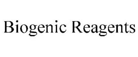 BIOGENIC REAGENTS