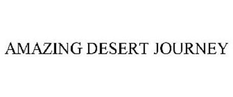 AMAZING DESERT JOURNEY